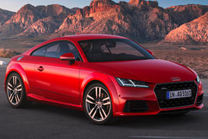 The Audi TT Is Officially Dead
