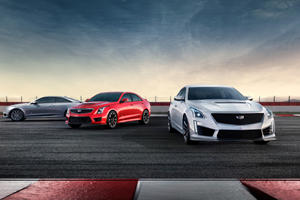 Get Ready To Welcome Two New V-Series Cadillacs