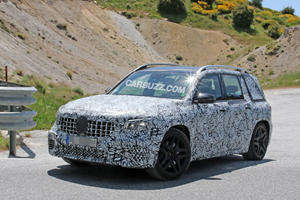 Mercedes Caught Red-Handed With New AMG GLB 45