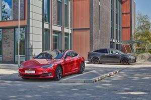 Tesla On Target For Record Deliveries