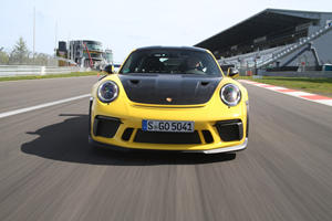 2019 Porsche 911 GT3 RS First Drive Review: Another Huge Leap Forward