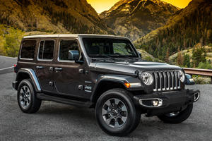 Is This Proof That A Diesel Jeep Wrangler Is Coming?