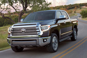 The Hybrid Toyota Tundra Will Make Absurd Amounts Of Power