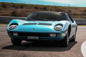 Lamborghini Restores This Celebrity's Miura To Former Glory