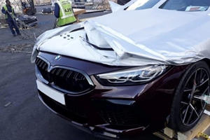 Leaked BMW M8 Competition Photos Reveal A Big Disappointment