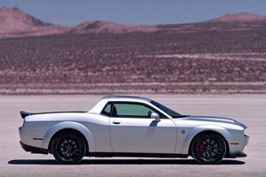 Dodge Should Build This Challenger Hellcat 'El Camino' Now