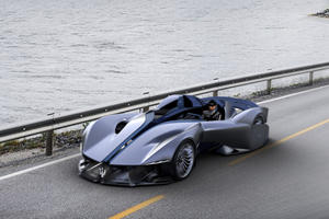 683-HP Maserati Diatto Is The Roadster Of The Future