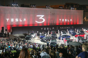 Tesla Becomes Victim Of Its Own Success