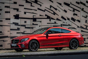 2019 Mercedes-Benz C-Class Coupe Review