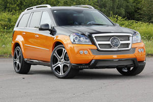 Carlsson Tricks Out Slick Two-Tone GL