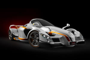 Tramontana's 888hp V12-Powered Supercar is Pure Spanish Speed