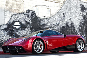 Boutique Supercars: Pagani Huayra