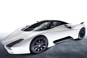 Boutique Supercars: SSC Tuatara
