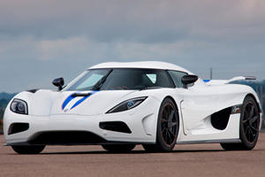 Boutique Supercars: Koenigsegg Agera