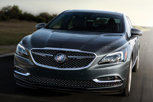 Buick's Underrated Luxury Sedan Is A Crazy Good Deal Right Now