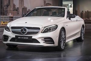 Mercedes-AMG C43 Convertible