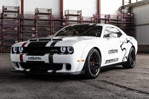 Dodge Challenger Hellcat Gets Huge Power Upgrade