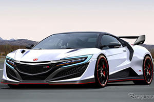 Acura NSX Type R Coming Soon With Over 600 HP?