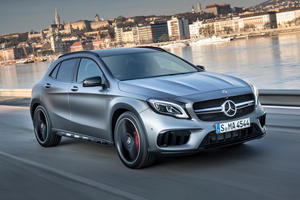 This Popular Mercedes SUV Is Set To Make A Return