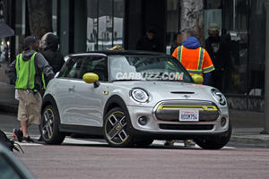 Here's The New Mini Before You're Supposed To See It