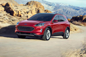2020 Ford Escape Can Be Crazy Expensive