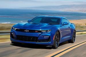 New Chevy Camaro And Corvette Sales Banned In Europe