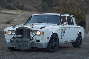 Absolutely Mental Rolls-Royce Is For Sale Again