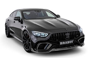 Mercedes-AMG GT 63 S Transformed Into 800-HP Monster