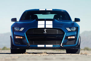 Why Does The New GT500 Have The Old Mustang's Design?