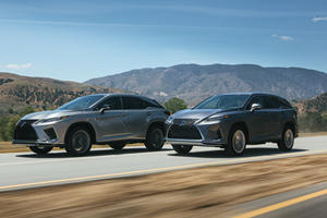 2020 RX Finally Solves Lexus' Biggest Problem