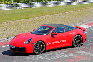 Why The 992 Porsche 911 Targa Is Already Dated