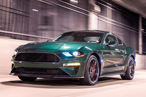 Ford Mustang Bullitt Has One Significant Change For 2020