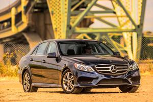 Mercedes-Benz E-Class Hybrid