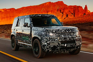 New Land Rover Defender Plans Just Got More Interesting