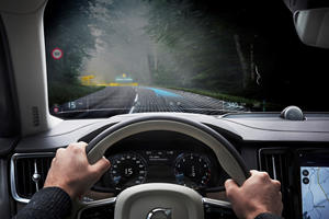 Volvo's New Safety Tech Could Be A Game Changer