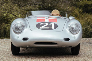 Rare Porsche Racer Sells For Eye Watering Price