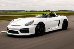 Porsche Bergspyder Is The Radical Boxster That Never Happened