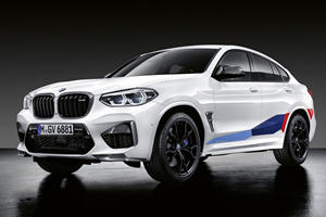 2020 BMW X3 M And X4 M Have Never Looked Hotter