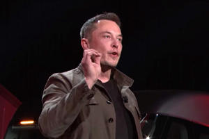 Did Elon Musk Just Reveal The Tesla Pickup Truck's Price?