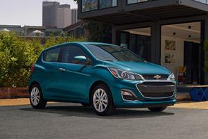 2020 Chevrolet Spark Review: Let It Shine