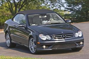 Mercedes-Benz CLK-Class Convertible