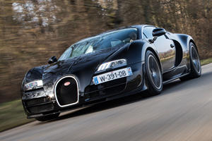 It's Been HOW LONG Since Bugatti Started Developing The Veyron?