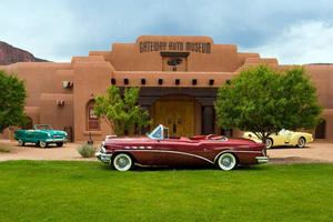 This $279 Million Ranch Comes With Its Own Car Museum