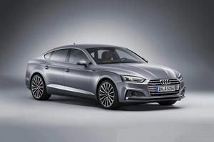 2019 Audi A5 Sportback  Review