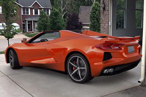 This Is What The C8 Corvette Convertible Will Look Like