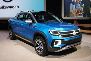 Volkswagen's Pickup Truck Success All Depends On This