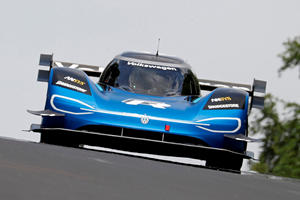 Watch The Volkswagen ID.R Destroy The Nurburgring