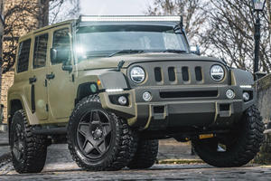 Jeep Wrangler Transformed Into A Luxury Off-Roader