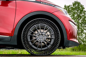 Say Goodbye To Flat Tires And Deadly Blowouts