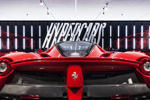 Experience Ferrari Hypercars Like Never Before